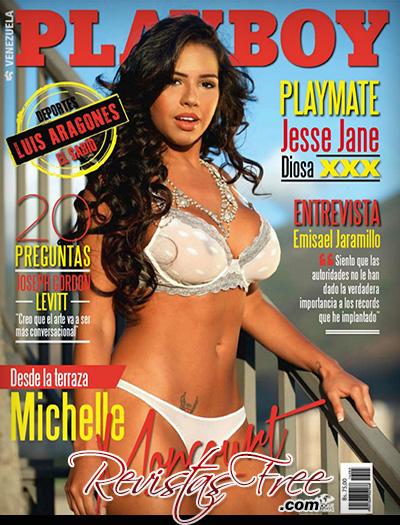 Michelle Montcourt Playboy Venezuela