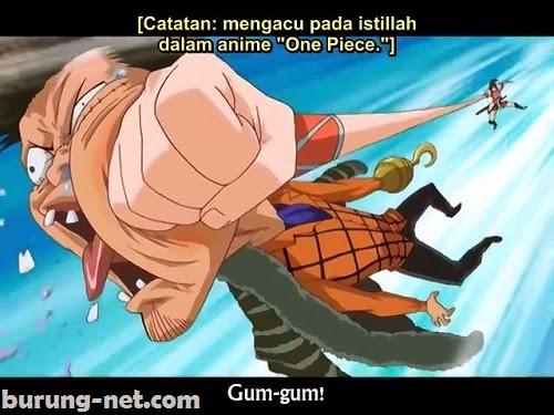 Gintama Parody One Piece Episode 50