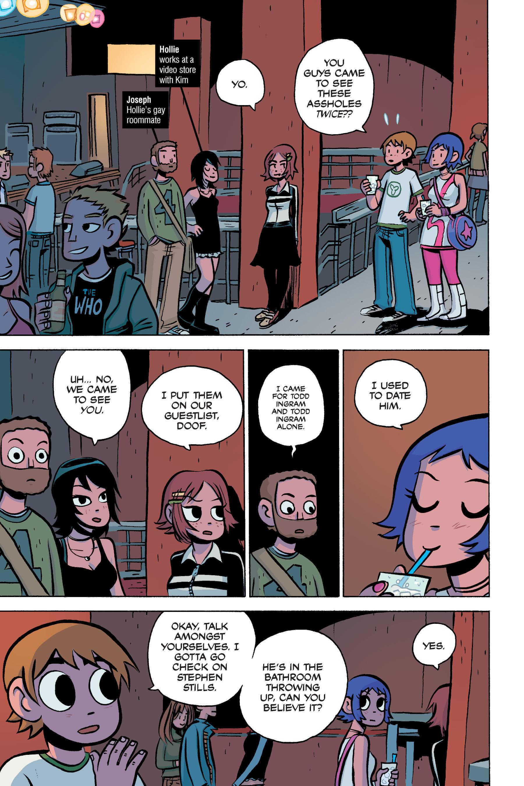 Read online Scott Pilgrim comic -  Issue #3 - 104