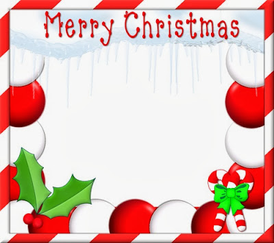 Christmas 2015 Clipart Borders For Kids