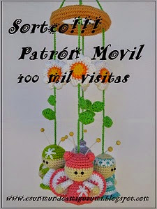 Sorteo en Es Un Mundo Amigurumi