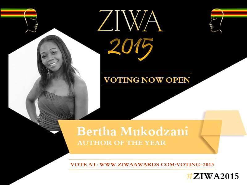 My ZIWA Award Nomination 2015