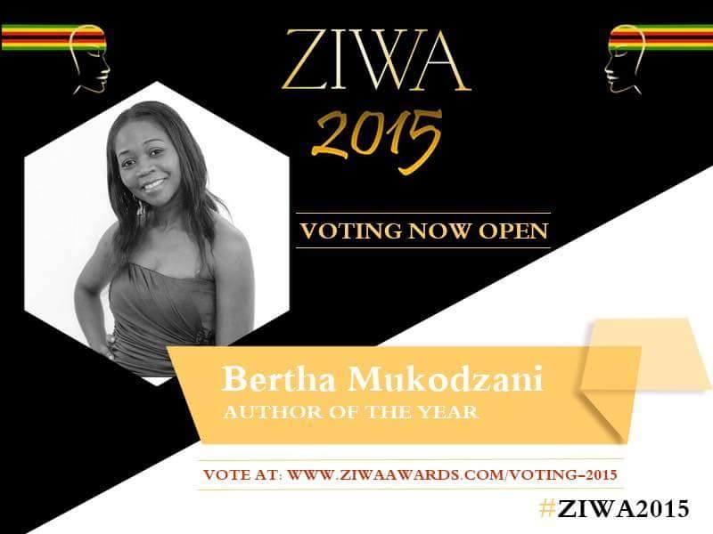 My ZIWA Award Nomination 2015