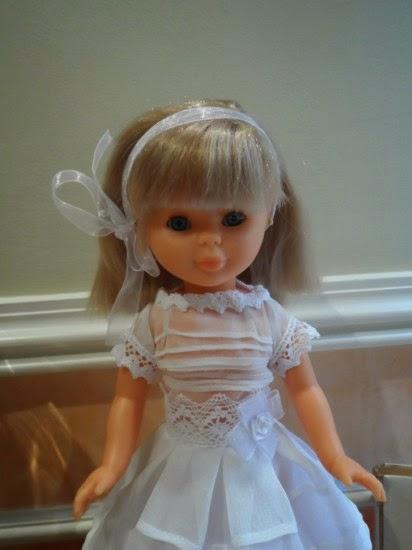 vestidos para Nancy famosa reproduccion vestidos de niñas