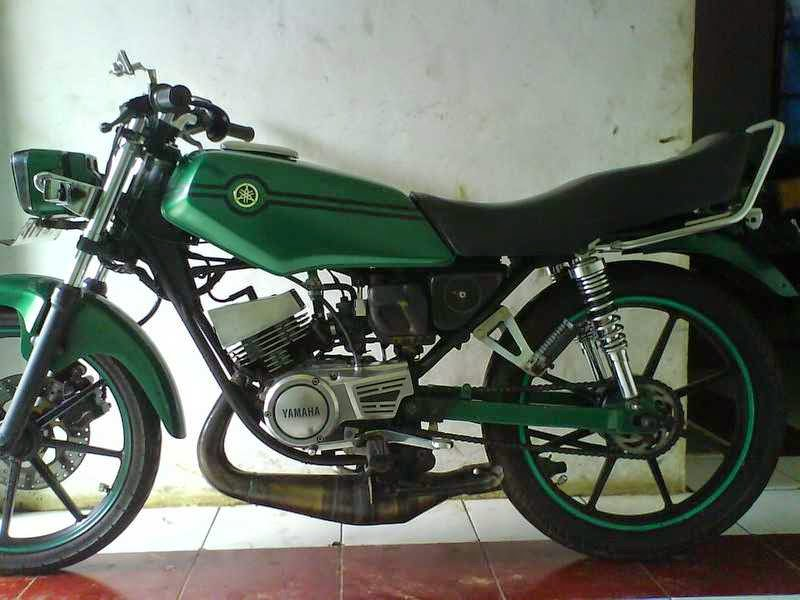 Foto Modifikasi Motor RX King