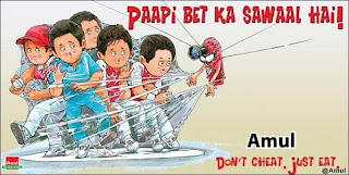 Creative Illustrations, Amul Ads 2012, illustration styles, Funny Pictures, Beautiful Colors, Creative Ads, Creativity Post, Taste Of India, Amul Dairy Products, Utterly Butterly Girl, Amul Butter, Amul Ice Cream, GCMMF, Sweet Moments
