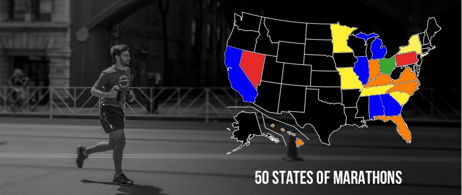 50 States of Marathons
