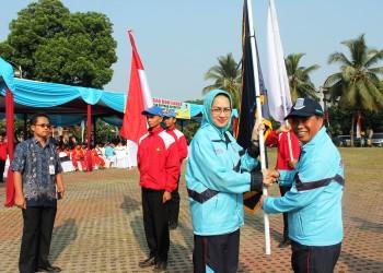 Pekan Olahraga Pelajar Daerah (Popda) VI dan Pekan Pelajar Paralympic Daerah (Peppada) IV Tingkat Provinsi Banten Tahun 2012 akan berlangsung di Kota Tangerang Selatan