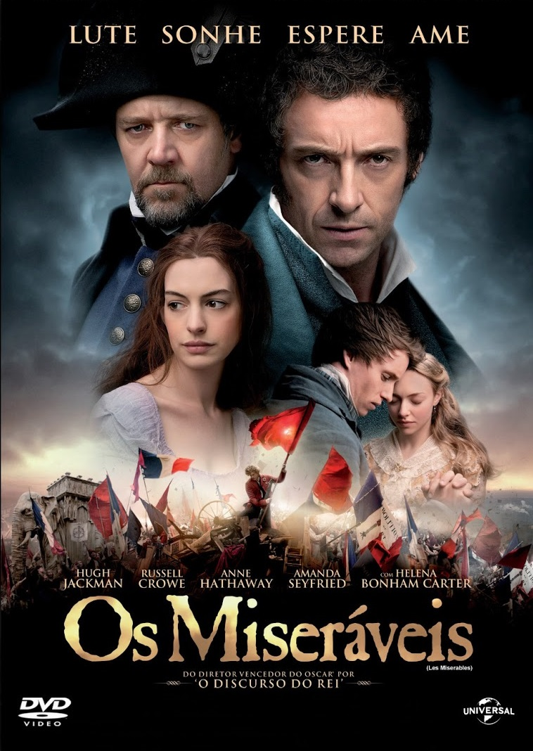 Filme Os Miseráveis Legendado AVI BRRip