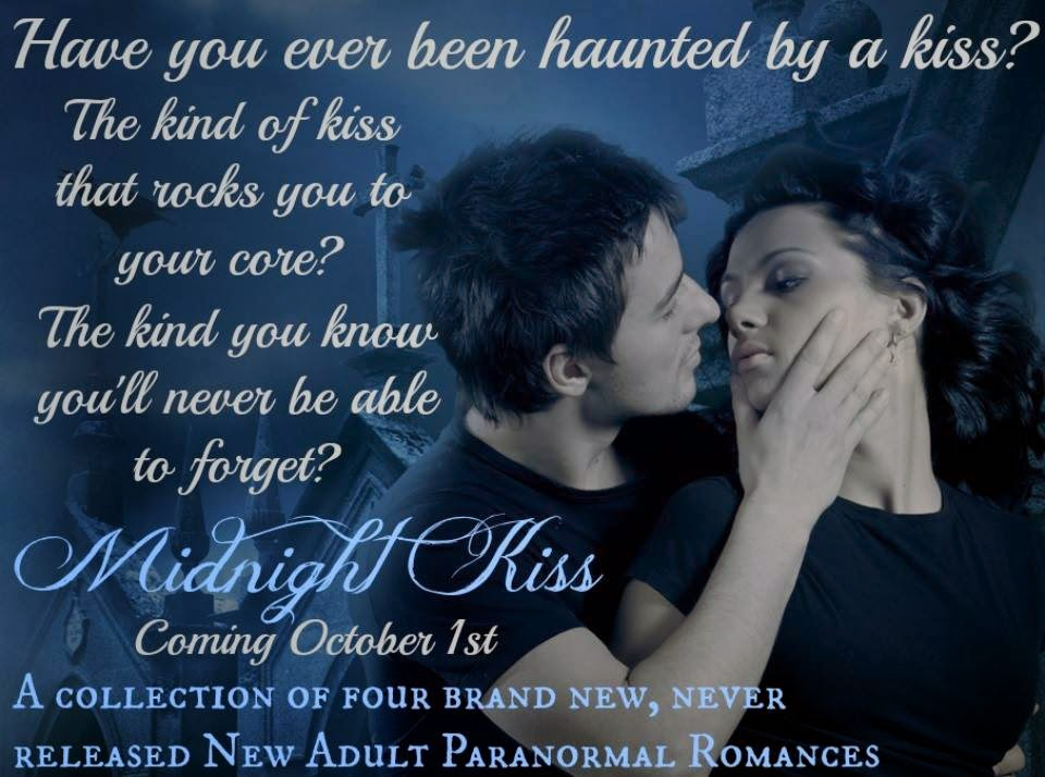 Midnight Kiss By Alyssa Rose Ivy on Latest Kobo Writing Life