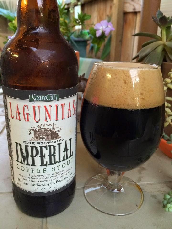Lagunitas Imperial Coffee Stout 1