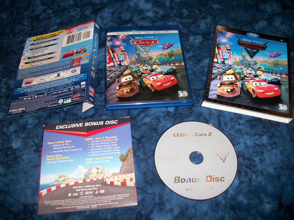 Toys R Us Dvd : Blu ray dvd exclusives cars toys r us exclusive