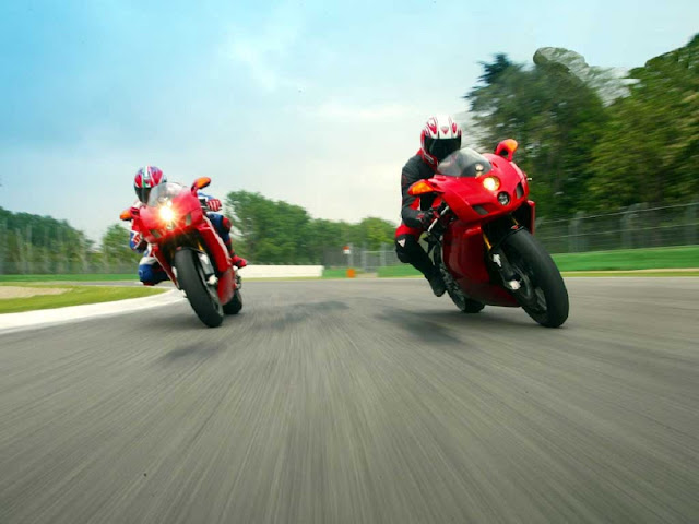 videos de motos de carreras ducati 999-5