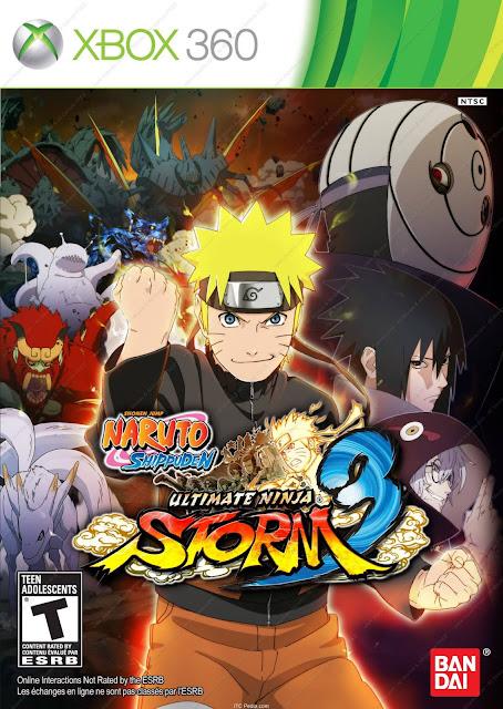 Naruto Shippuden: Ultimate Ninja Storm 3 PAL XBOX360 - COMPLEX
