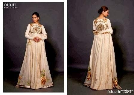 Fahad Hussayn Pakistani Brdial Dresses