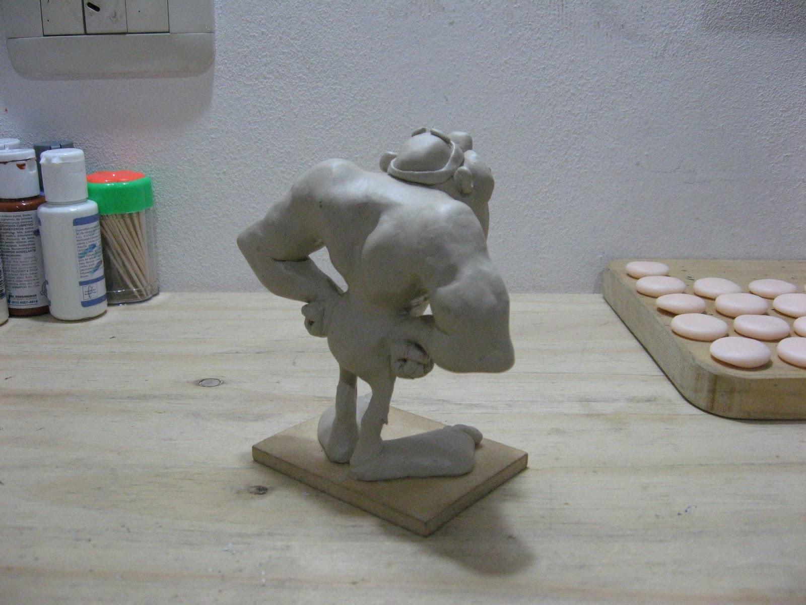 Muñeco de Boogerman hecho por mi