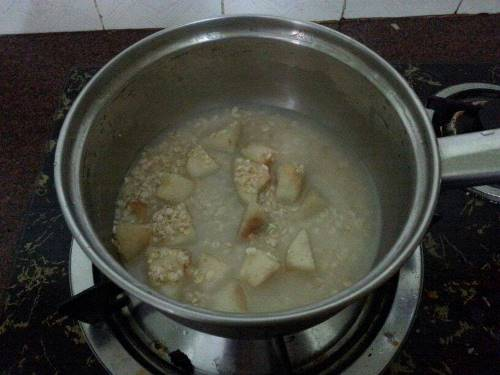 how to cook smooth oatmeal porridg