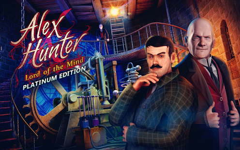 Alex Hunter - Lord of the Mind v1.2 Apk + Data