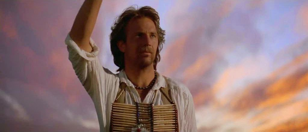 Image result for KEVIN COSTNER DANCES WITH WOLVES
