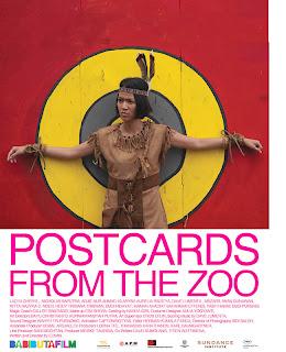 Ver online: Postcards from the Zoo (Kebun binatang) 2013