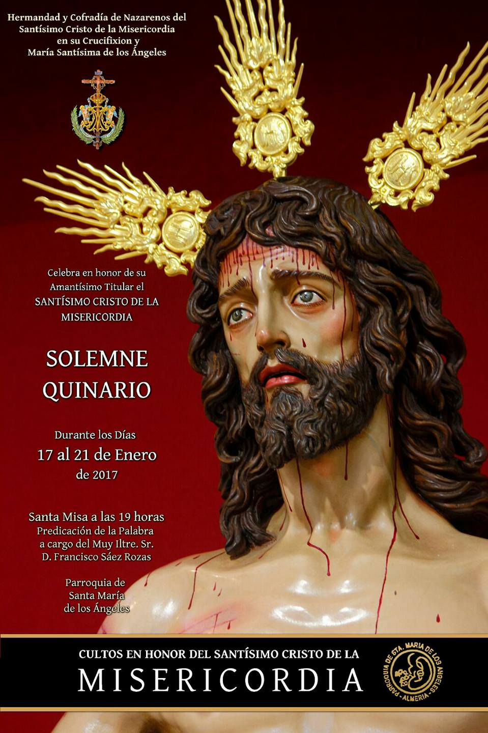Quinario Misericordia 2017
