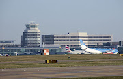 Manchester Airport (px manchester airport from the south arp)