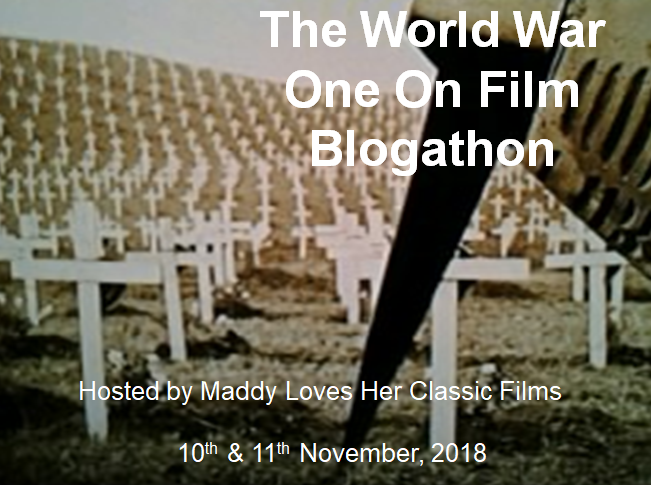 World War I on Film Blogathon