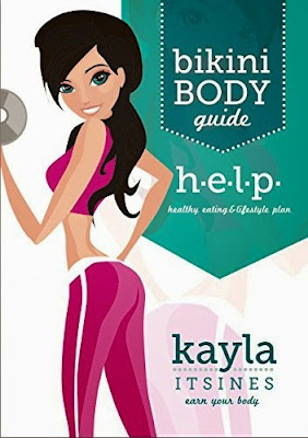 Kayla Itsines BBG Workouts and Nutrition Guide