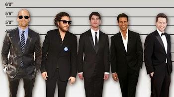 Επτά κανόνες στυλ που μάθαμε από τους... κοντούς celebrities!