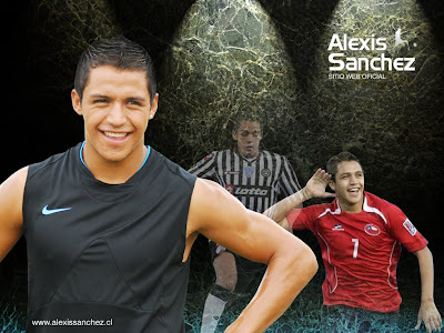 Alexis Sanches Big Poster