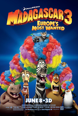 Madagascar 3: Europe's Most Wanted (2012) – Telugu Dubbed Movie Watch Online