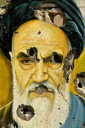 Khomeini Syiah Iran Tuduh Nabi Takut