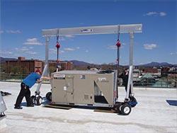 Aluminium Gantry Cranes