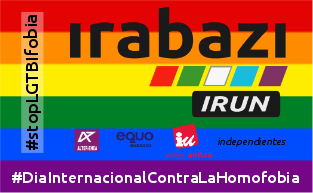 #DiaInternacionalContraLaHomofobia