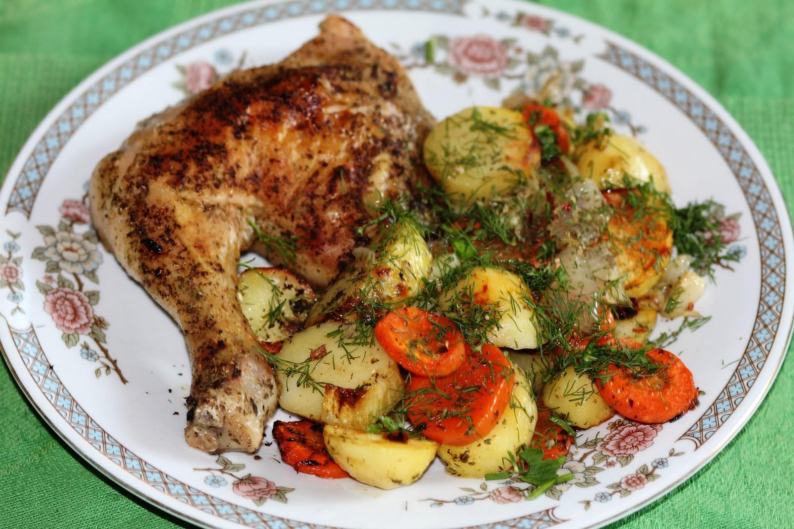 Лангет из курицы рецепт пошагово