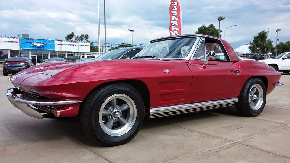 1964 Corvette at Purifoy Chevrolet