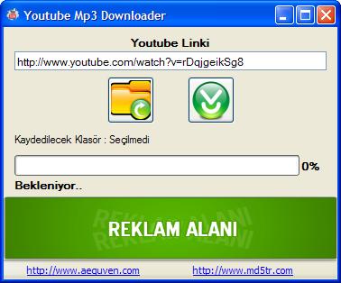 Youtube Mp3 Çevirici - İndirici