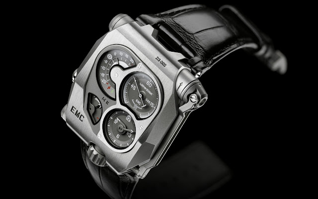 Urwerk EMC Watch | Urwerk EMC Watch price | Urwerk EMC Watch specs | Urwerk EMC Watch release date