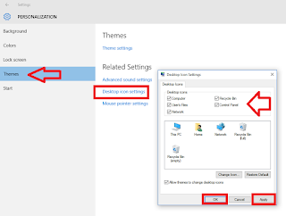 How to Add Desktop Icon in windows 10,add desktop icons in windows,computer user file network recycle bin control panel,add this pc,add control panel,desktop shortcut,desktop icon,to get icon on desktop in windows 10,theme,desktop icon setting,how to add icon on desktop in windows,how to do,how to add,windows 10 desktop,Personalize,windows 10 desktop icon,this pc,shortcut icons,Windows 10,Add Desktop Icons in Windows 10,desktop setting
