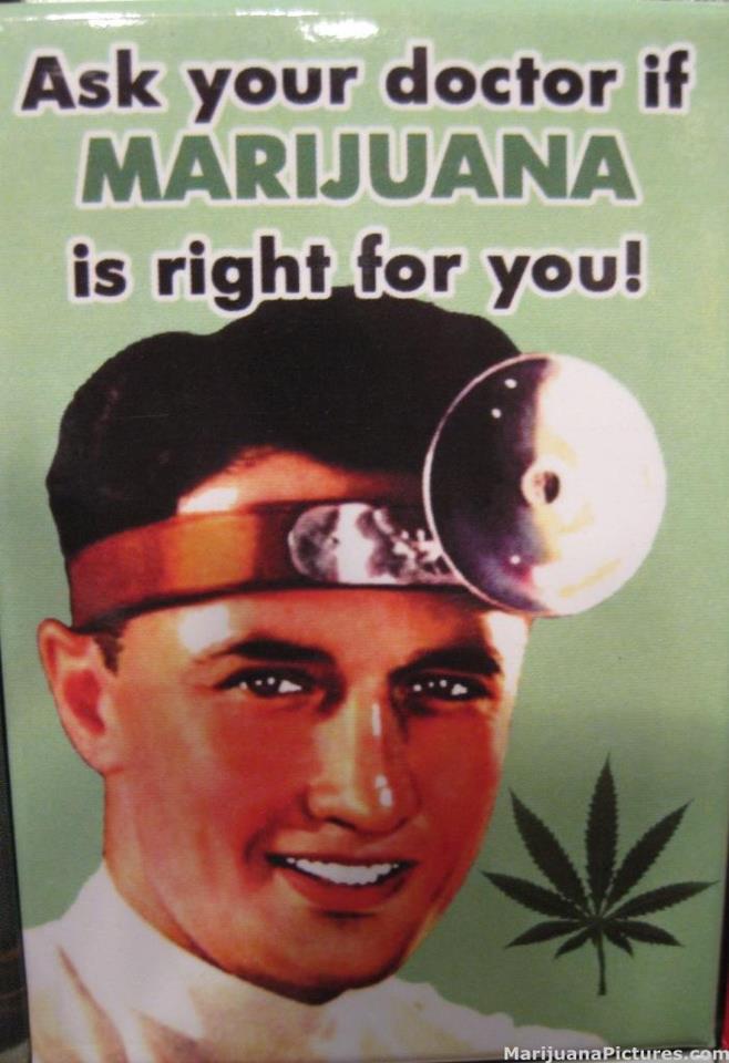 marihuana y medicina