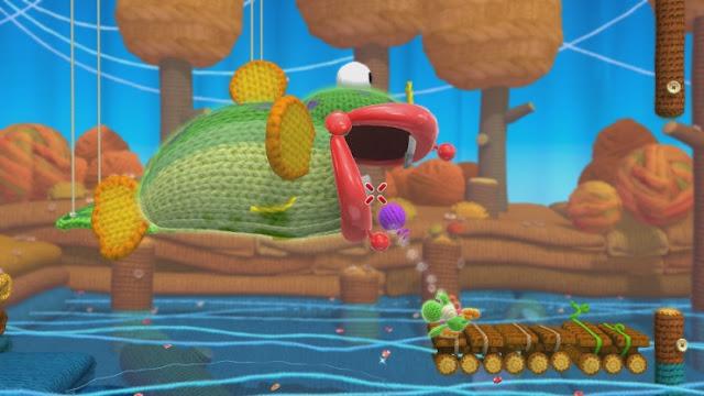 Wii U platformer review