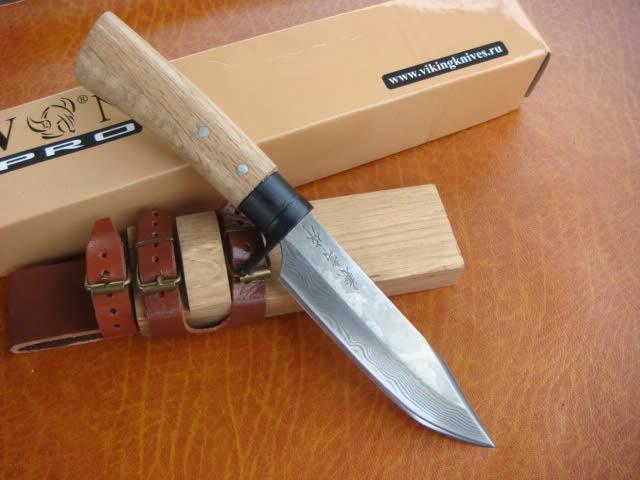 Сделать ручку для ножа из дерева