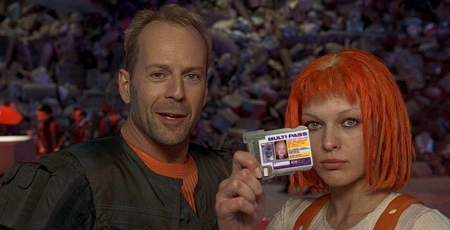 The Fifth Element IMAX 1920x1080 Torrent Imagem