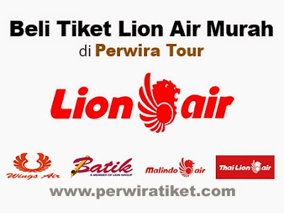 Beli Tiket Lion Air Murah