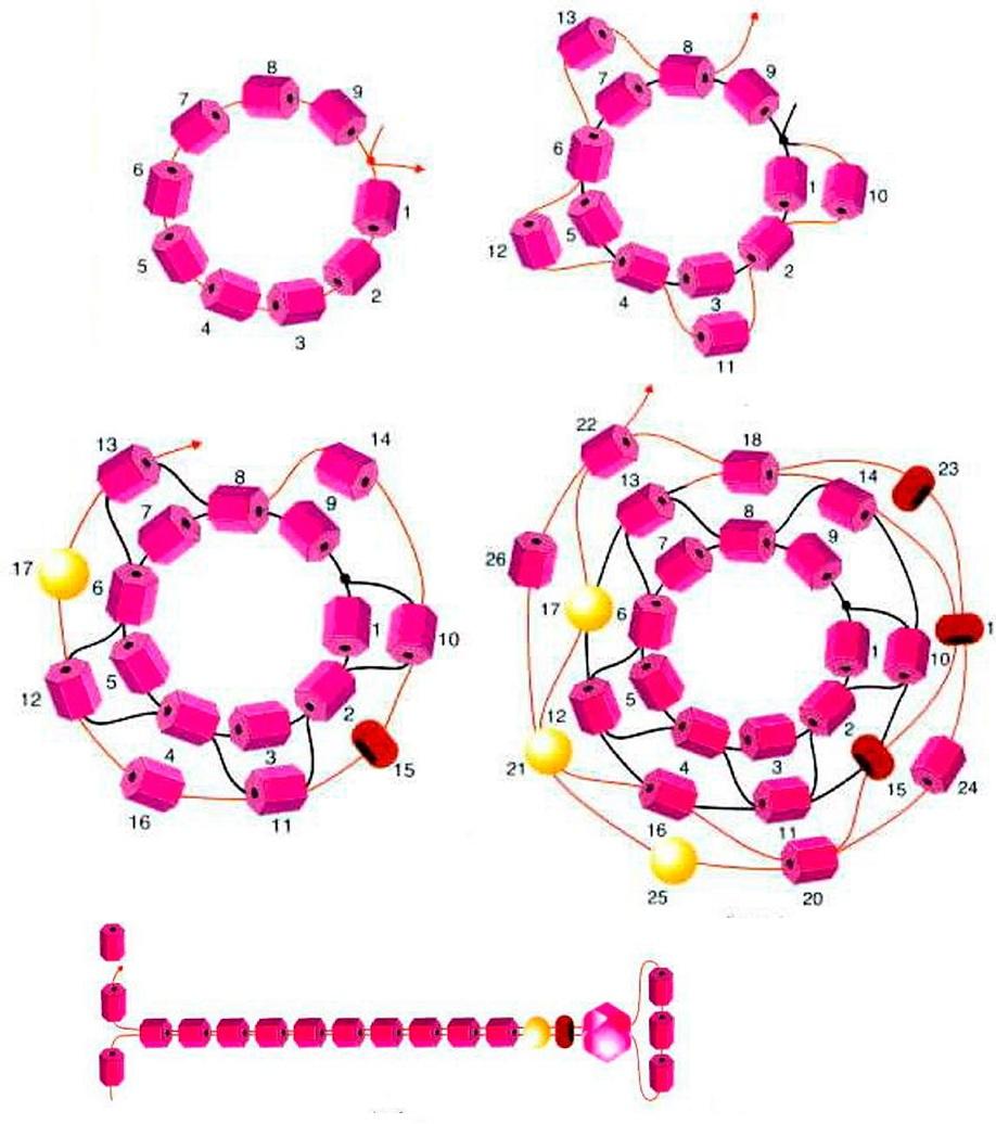 Розовые серьги из бисера Схема изделия из бисера.  0 комментариев.