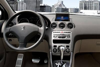 2014 Peugeot 2008 Interior