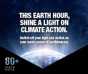 Support Earth Hour 2016!