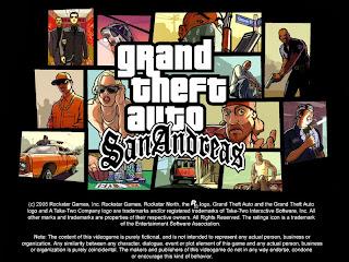 Grand Theft Auto San Adreas