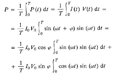 valor medio de P (t)