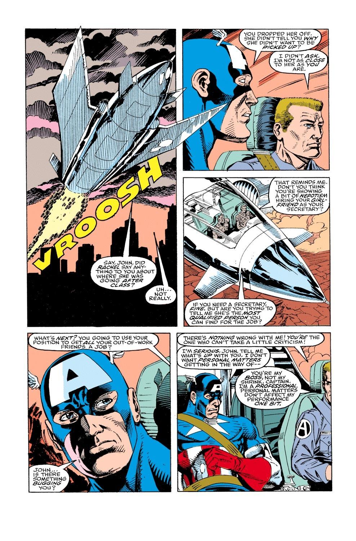 Captain America (1968) Issue #398 #331 - English 9